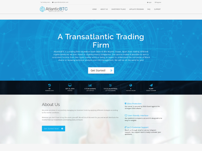 [SCAM] atlanticbtc.com - Min 10$ (1.8%-2.8% Daily for 20-40 Days) RCB 100% Thumbnail_17014