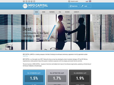 [SCAM] MFO - mfo.capital - RCB 80% - daily for 365 days - Min 5$ Thumbnail_20638