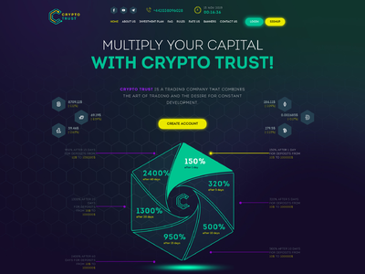 [SCAM] crypto-trust.biz - Min 10$ (After 1 Day) RCB 80% Thumbnail_25309