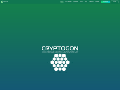 [SCAM] cryptogon.io - Min 10$ (hourly for 90 days) RCB 80% Thumbnail_35234